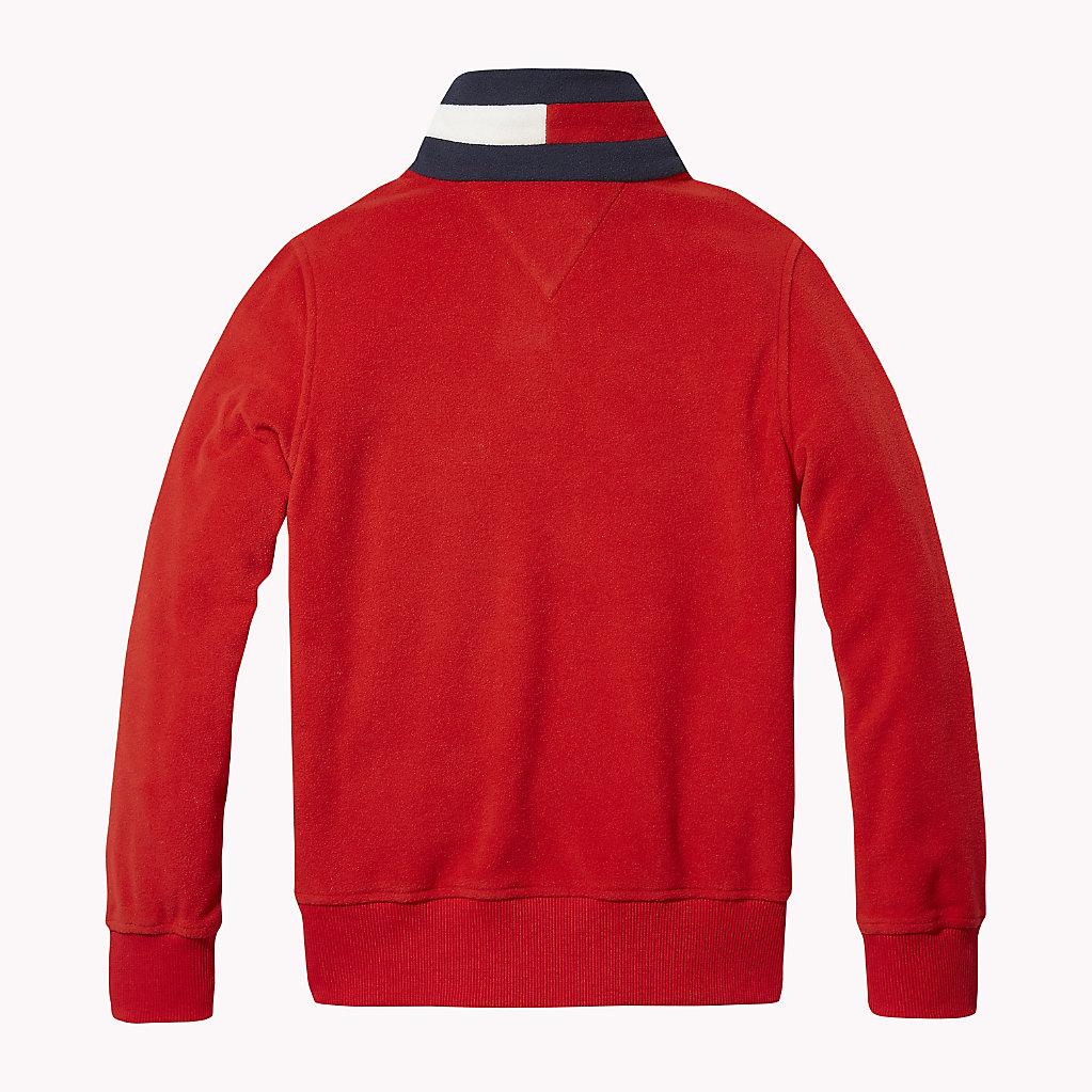 Tommy Hilfiger - Sweatshirt aus Polarfleece - 2