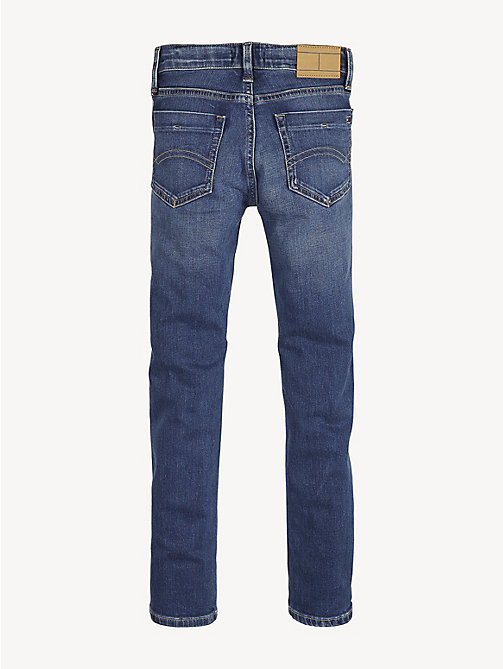 TOMMY HILFIGER Scanton Slim Fit Jeans - AVENUE MID BLUE STRETCH - TOMMY HILFIGER Jeans - main image 1