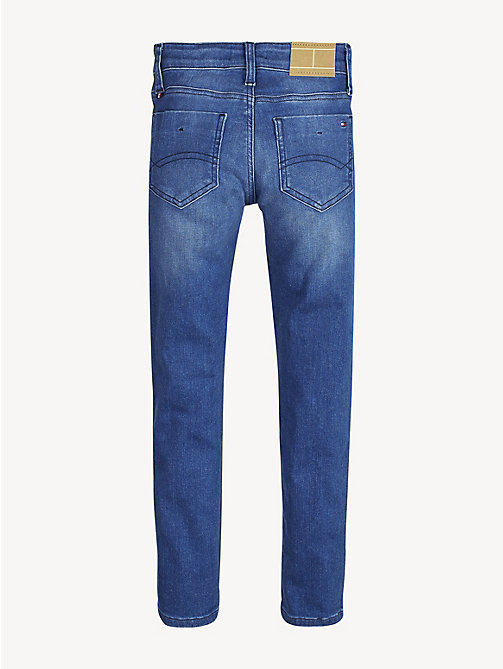 TOMMY HILFIGER Simon Skinny Fit Jeans - VILLE MID BLUE STRETCH - TOMMY HILFIGER Jeans - main image 1