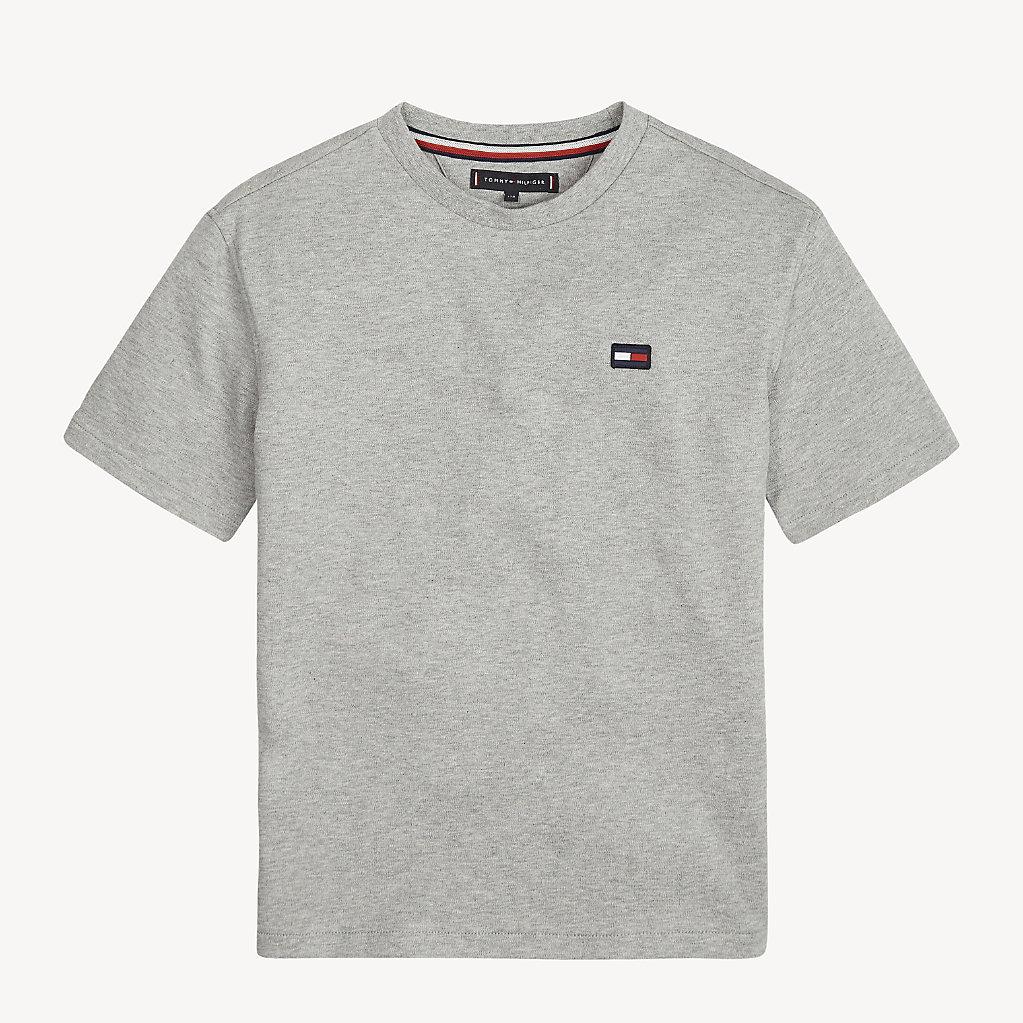 Tommy Hilfiger - Camiseta de cuello redondo - 1