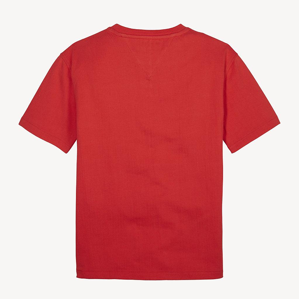 Tommy Hilfiger - Camiseta Essential con cuello redondo - 2