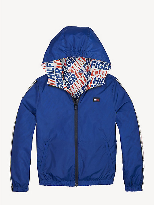 TOMMY HILFIGER Reversible Hooded Jacket - LIMOGES - TOMMY HILFIGER Coats & Jackets - detail image 1