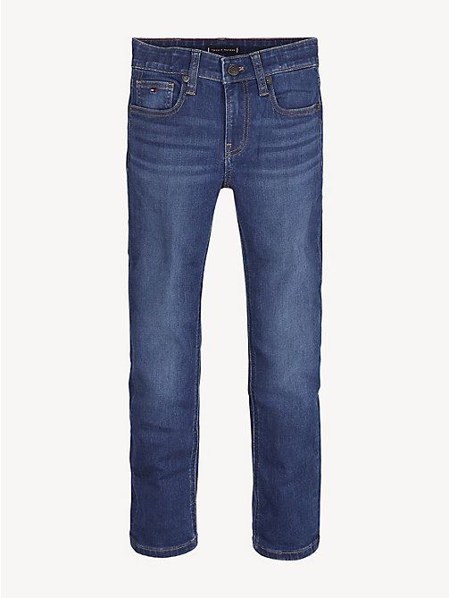 039429df TOMMY HILFIGER1985 Straight Fit Jeans