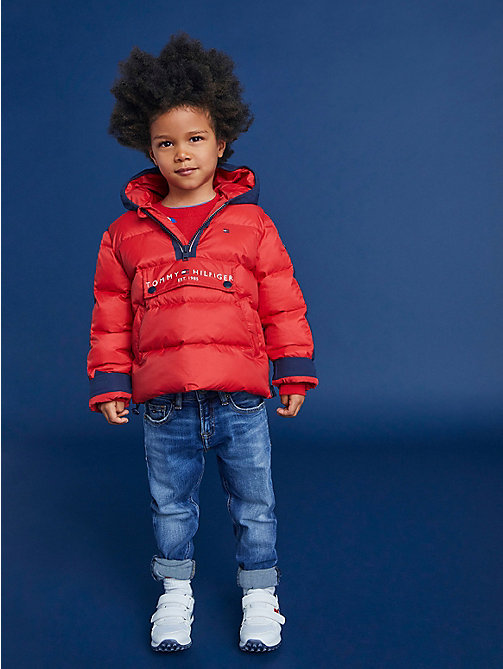 bf5b760aa Boy's Coats & Jackets | Outerwear | Tommy Hilfiger® UK