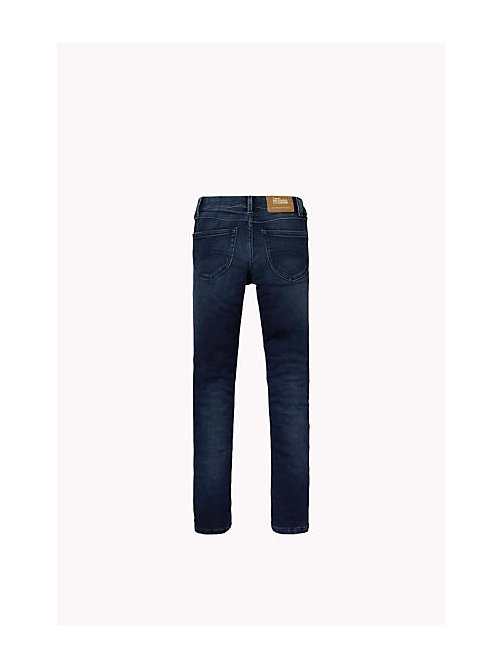 TOMMY HILFIGER Skinny Fit Jeans - SLIGA BLUE STRETCH - TOMMY HILFIGER Girls - detail image 1