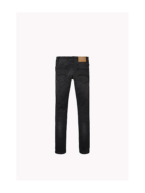 TOMMY HILFIGER Skinny Fit Jeans - ELLIOTT BAY BLACK POWER STRETCH - TOMMY HILFIGER Girls - detail image 1