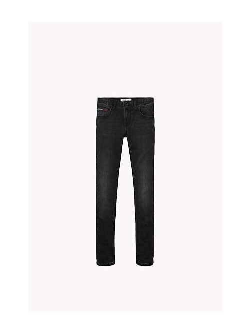 TOMMY HILFIGER Skinny Fit Jeans - ELLIOTT BAY BLACK POWER STRETCH - TOMMY HILFIGER Girls - main image