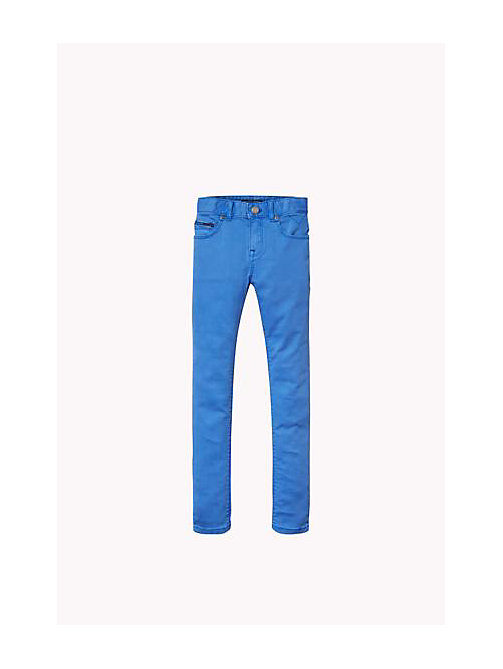 TOMMY HILFIGER Slim Fit Jeans - PALACE BLUE - TOMMY HILFIGER Girls - main image