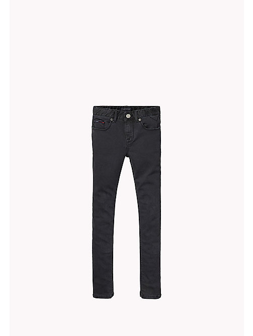 TOMMY HILFIGER Skinny Fit Trousers - TOMMY BLACK - TOMMY HILFIGER Girls - main image