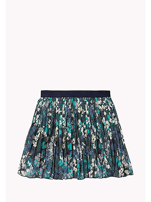 TOMMY HILFIGER Floral Skirt - GREEN GABLES - TOMMY HILFIGER Kids - detail image 1