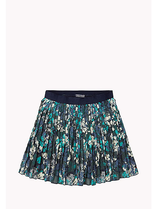 TOMMY HILFIGER Floral Skirt - GREEN GABLES - TOMMY HILFIGER Kids - main image