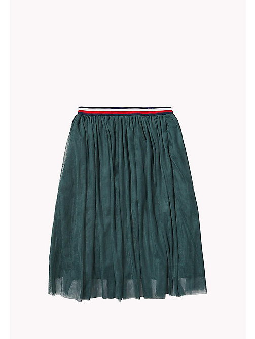 TOMMY HILFIGER Tulle Skirt - GREEN GABLES - TOMMY HILFIGER Girls - detail image 1