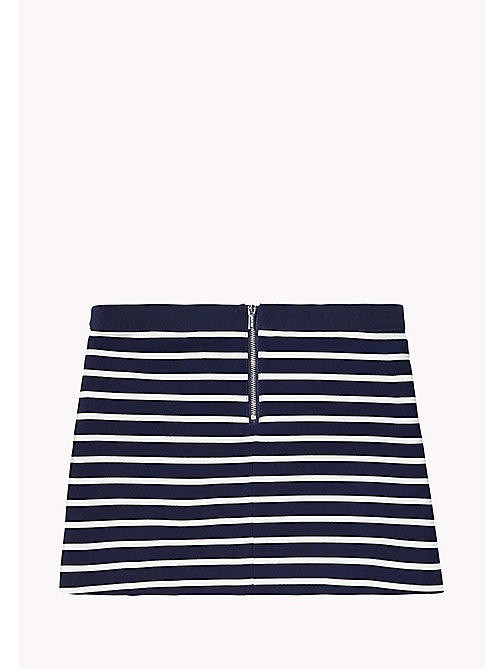 TOMMY HILFIGER Striped Skirt - NAVY BLAZER - TOMMY HILFIGER Kids - detail image 1