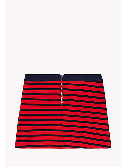 TOMMY HILFIGER Striped Skirt - SALSA - TOMMY HILFIGER Kids - detail image 1