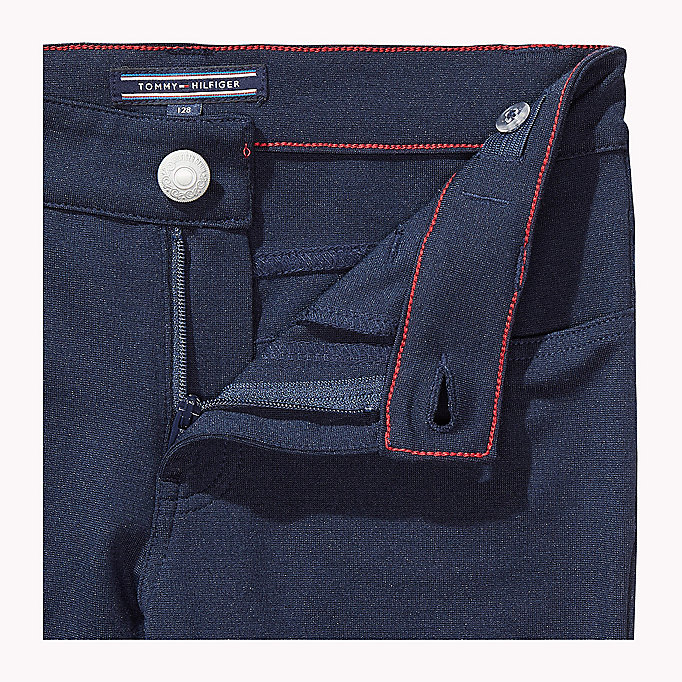 TOMMY HILFIGER Essential Tregging - BLACK IRIS - TOMMY HILFIGER Kids - detail image 2