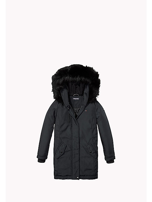 TOMMY HILFIGER Thermore parka - TOMMY BLACK - TOMMY HILFIGER Meisjes - main image