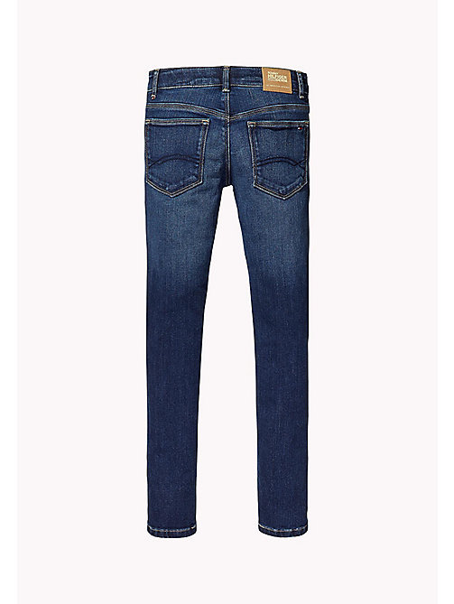 TOMMY HILFIGER Jean skinny fit - COLORADO DARK BLUE STRETCH -  Pantalons & Jupes - image détaillée 1
