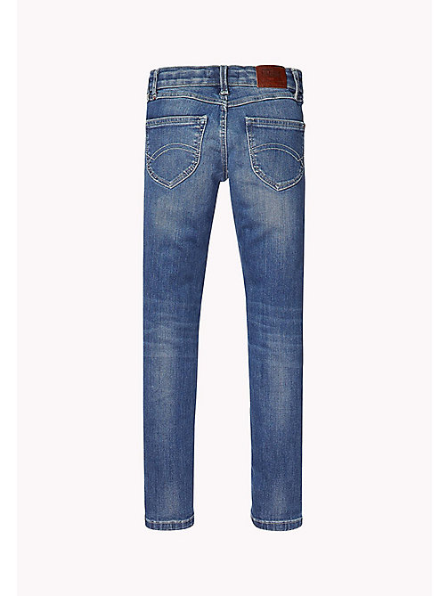 TOMMY HILFIGER Skinny Fit Jeans - NEVADA MID BLUE STRETCH - TOMMY HILFIGER Girls - detail image 1