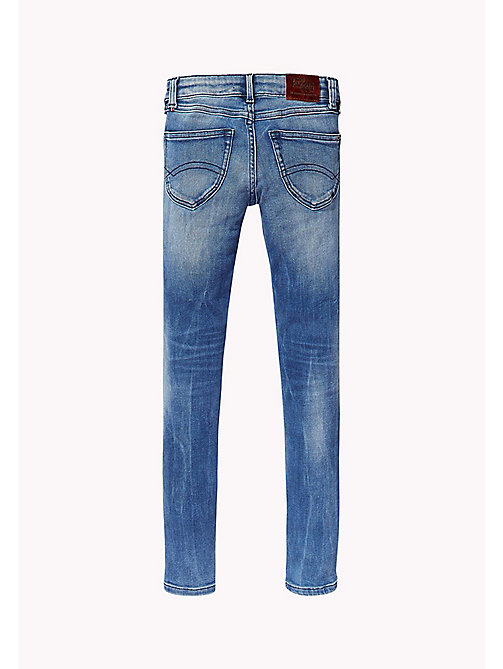 TOMMY HILFIGER Skinny Fit Jeans - DYNAMIC MID STRETCH - TOMMY HILFIGER Girls - detail image 1