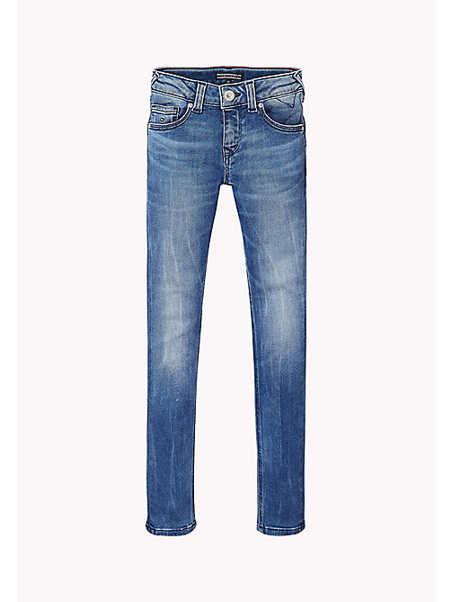TOMMY HILFIGER Skinny Fit Jeans - DYNAMIC MID STRETCH - TOMMY HILFIGER Girls - main image