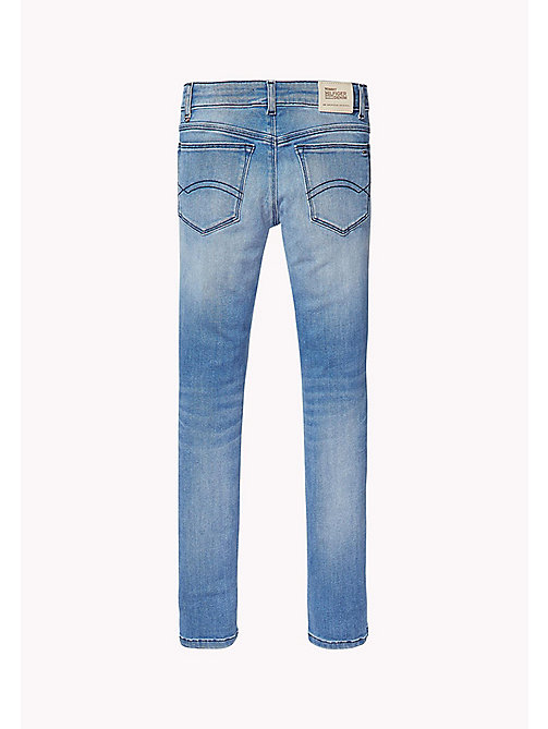 TOMMY HILFIGER Skinny Fit Jeans - DYNAMIC LIGHT STRETCH - TOMMY HILFIGER Girls - detail image 1