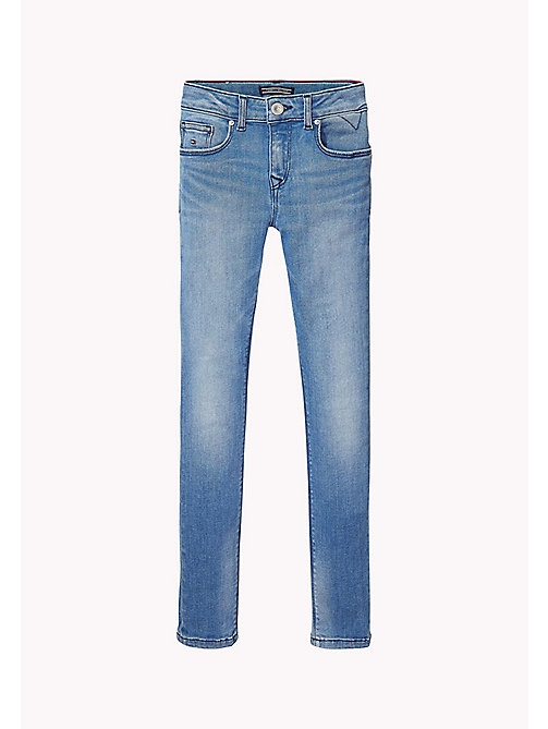 TOMMY HILFIGER Skinny Fit Jeans - DYNAMIC LIGHT STRETCH - TOMMY HILFIGER Girls - main image