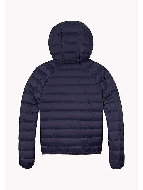 TOMMY HILFIGER Lightweight Cropped Down Jacket - BLACK IRIS - TOMMY HILFIGER Coats & Jackets - detail image 1