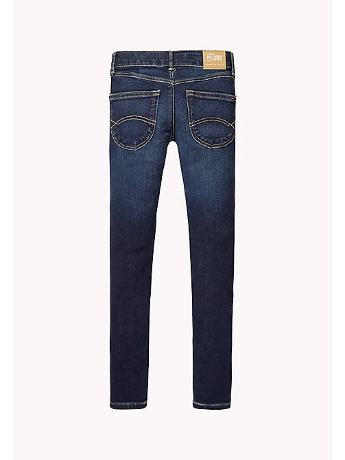 TOMMY HILFIGER Sophie Skinny Fit Jeans - CAROLINA DARK STRETCH - TOMMY HILFIGER Girls - detail image 1