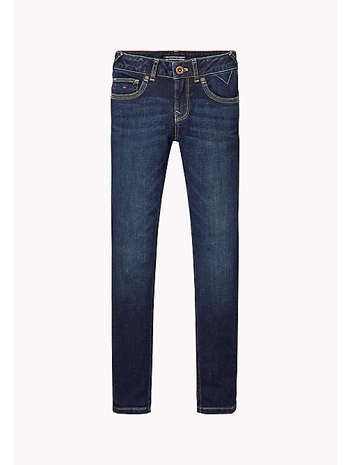 TOMMY HILFIGER Sophie Skinny Fit Jeans - CAROLINA DARK STRETCH - TOMMY HILFIGER Girls - main image
