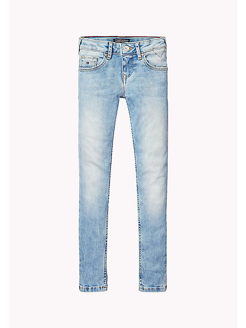 TOMMY HILFIGER Sophie Skinny Fit Jeans - CALI LIGHT POWER STRETCH - TOMMY HILFIGER Girls - main image