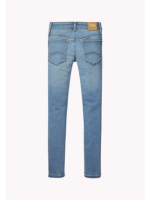TOMMY HILFIGER Nora Stretch Skinny Fit Jeans - CAROLINA BLEACH STRETCH - TOMMY HILFIGER Jeans - detail image 1