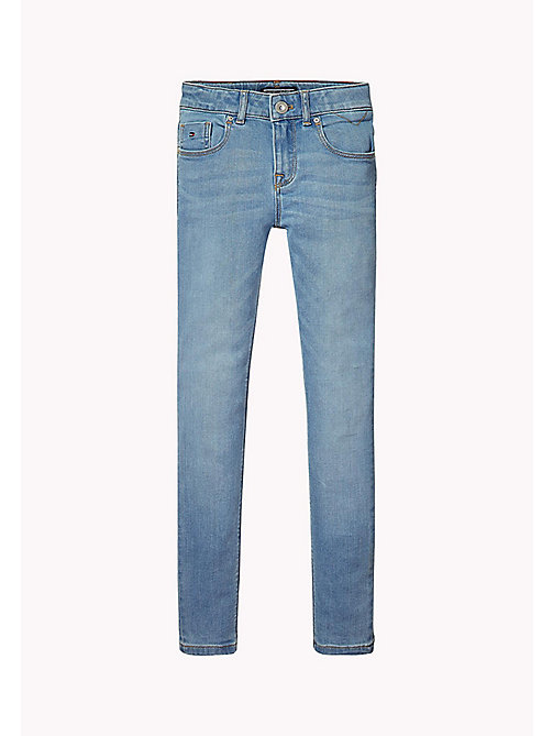 TOMMY HILFIGER Nora Stretch Skinny Fit Jeans - CAROLINA BLEACH STRETCH - TOMMY HILFIGER Girls - main image