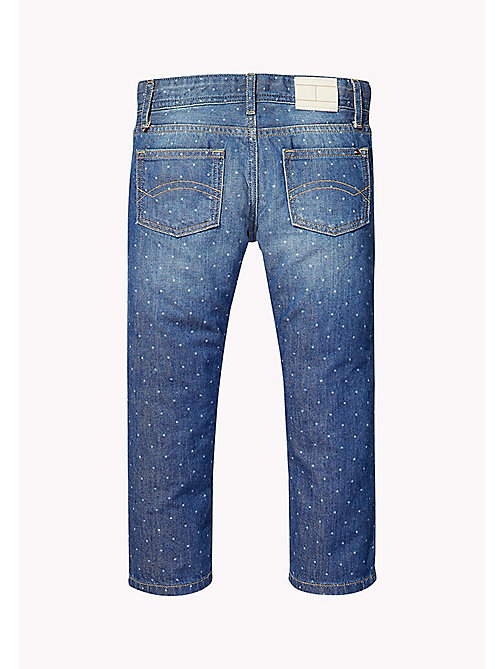 TOMMY HILFIGER Straight Fit Jeans - NEWARK AUTHENTIC DOTTED - TOMMY HILFIGER Jeans - detail image 1