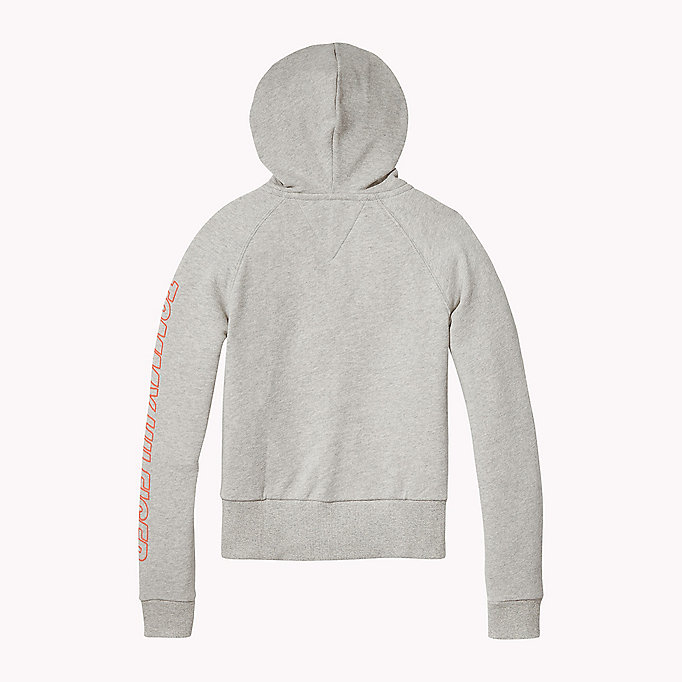 TOMMY HILFIGER Regular Fit Hoodie - PAPAYA NAPS - TOMMY HILFIGER Kids - detail image 1