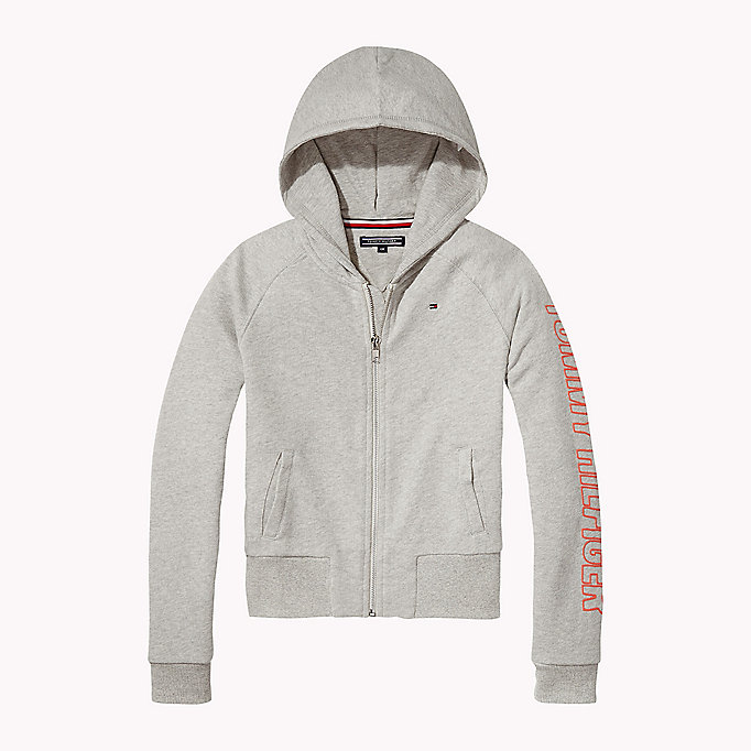 TOMMY HILFIGER Regular Fit Hoodie - PAPAYA NAPS - TOMMY HILFIGER Kids - main image
