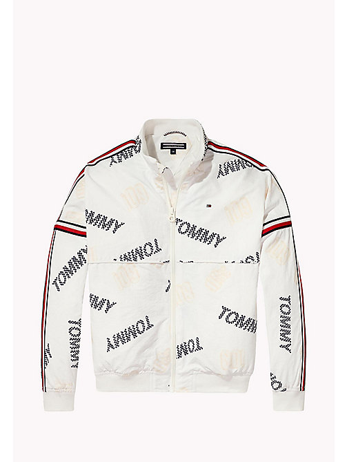 TOMMY HILFIGER Invisible Ink Jacket - BRIGHT WHITE - TOMMY HILFIGER Coats & Jackets - detail image 1