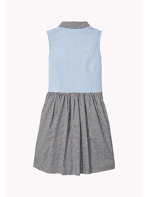 TOMMY HILFIGER Button Down Dress - REGATTA - TOMMY HILFIGER Abiti - dettaglio immagine 1