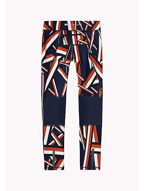 SC GLOBAL STRIPE TIGHTS - MIDNIGHT - TOMMY HILFIGER Mädchen - main image 1