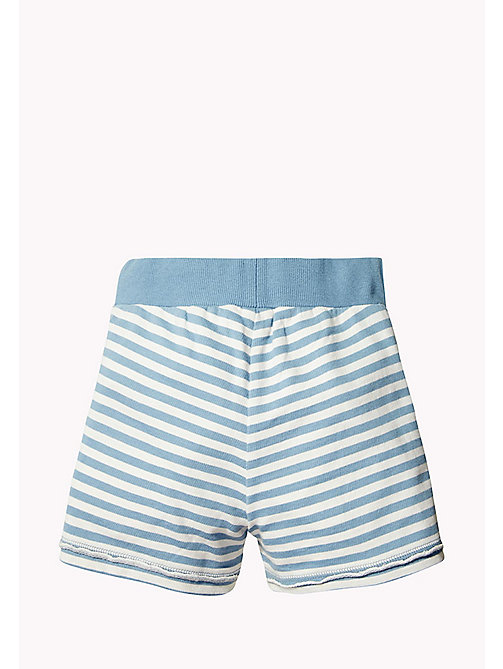 TOMMY HILFIGER Stripe Shorts - ALLURE - TOMMY HILFIGER Trousers, Shorts & Skirts - detail image 1