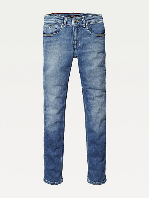 TOMMY HILFIGER Faded Skinny Jeans - NEW YORK MID STRETCH - TOMMY HILFIGER Jeans - main image