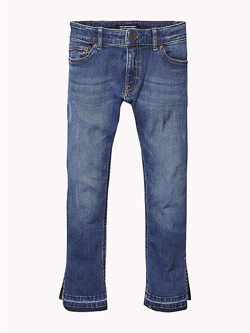 TOMMY HILFIGER Turned Down Hem Jeans - ARIZONA MID STRETCH - TOMMY HILFIGER Jeans - detail image 1