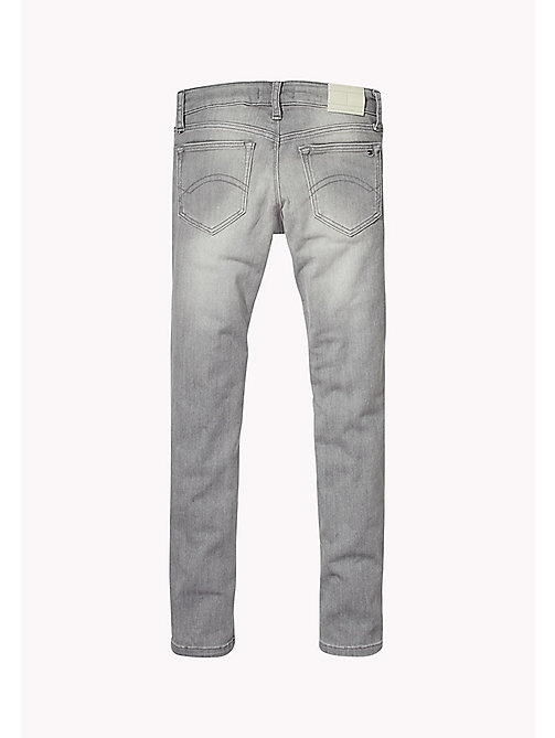 TOMMY HILFIGER Skinny Ankle Jeans - COLORADO GREY SOFT STRETCH - TOMMY HILFIGER Jeans - detail image 1