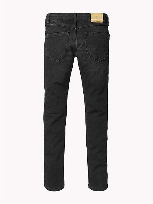 TOMMY HILFIGER Sophie Skinny Fit Jeans - SPRING BLACK STRETCH - TOMMY HILFIGER Girls - detail image 1