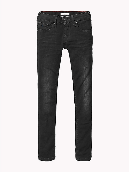 TOMMY HILFIGER Sophie Skinny Fit Jeans - SPRING BLACK STRETCH - TOMMY HILFIGER Girls - main image