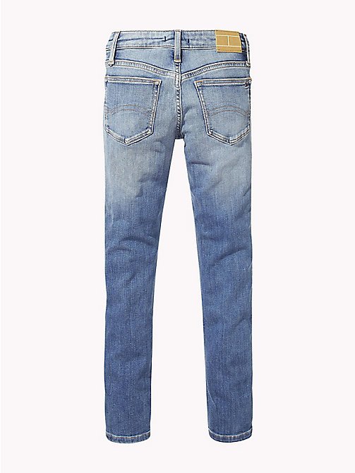 TOMMY HILFIGER Obcisłe jeansy Nora - AUTHENTIC BLUE STRETCH - TOMMY HILFIGER Jeansy - detail image 1