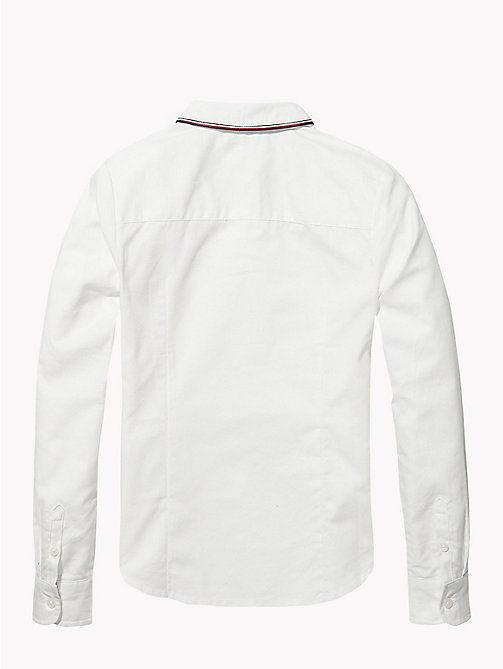 TOMMY HILFIGER Chemise Oxford - BRIGHT WHITE - TOMMY HILFIGER Tops & T-shirts - image détaillée 1