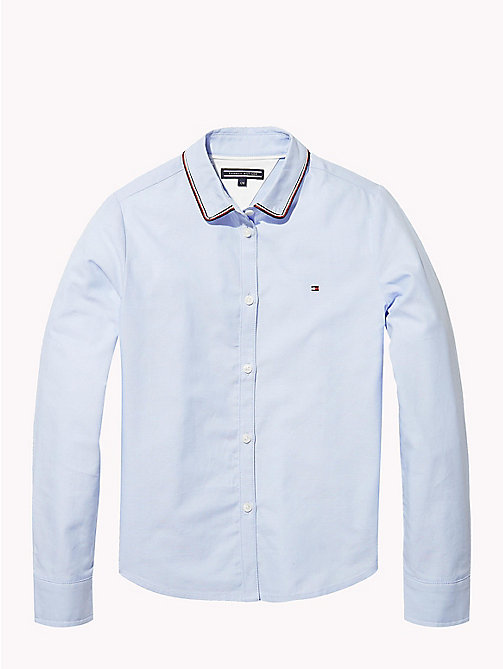 TOMMY HILFIGER Chemise Oxford - SERENITY - TOMMY HILFIGER Tops & T-shirts - image principale