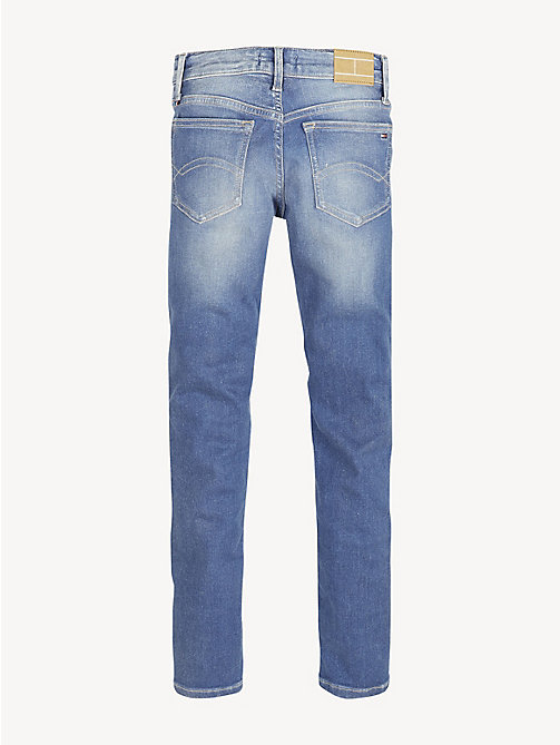 TOMMY HILFIGER Nora Skinny Fit Jeans - SUNSET SHINE BLUE STRETCH - TOMMY HILFIGER Trousers, Shorts & Skirts - detail image 1