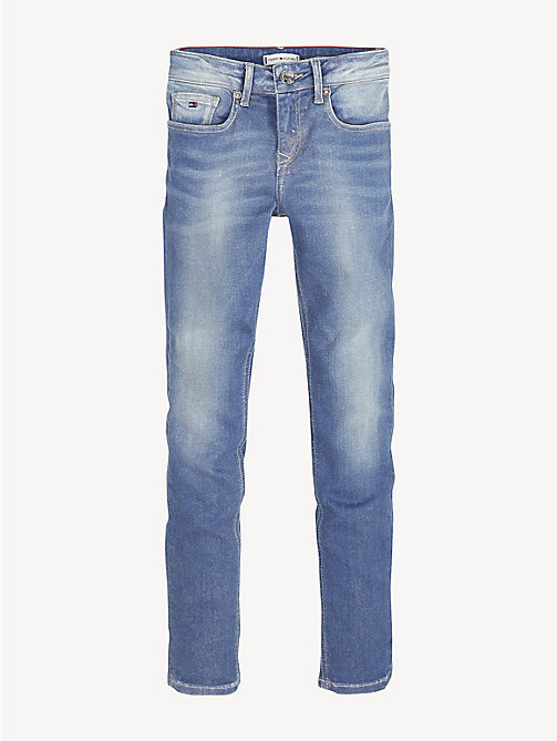 TOMMY HILFIGER Nora Skinny Fit Jeans - SUNSET SHINE BLUE STRETCH - TOMMY HILFIGER Hosen, Shorts & Röcke - main image
