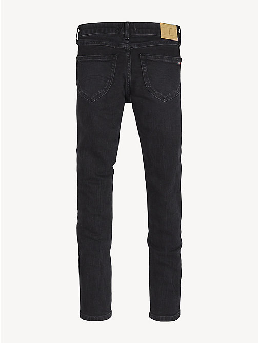 TOMMY HILFIGER Sophie Skinny Fit Jeans - COVE BLACK STRETCH - TOMMY HILFIGER Swimwear - detail image 1